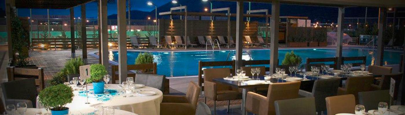 Αίθουσα Δεξιώσεων Γάμου Ace Tennis Club Παλλήνη