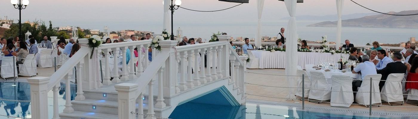 Κτήμα γάμου Villa Vista Κερατέα