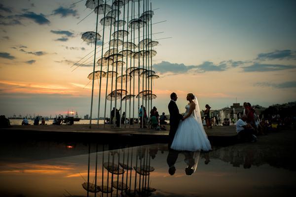 Γάμος στη Θεσσαλονίκη