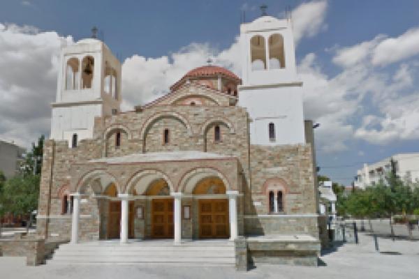 Άγιος Δημήτριος Κοντοπεύκου - Αγία Παρασκευή
