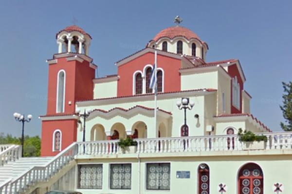 Άγιος Δημήτριος Πετρουπόλεως