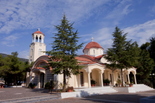 Αγία Τριάδα Θρακομακεδόνων