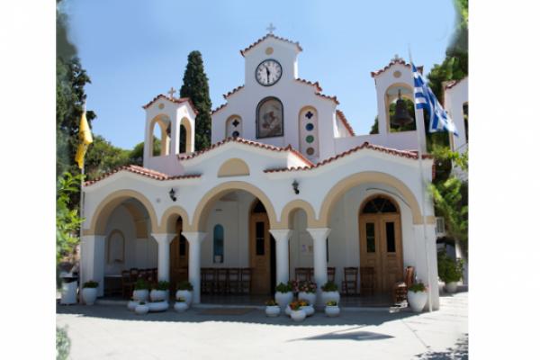 Άγιος Δημήτριος Κουβαρά