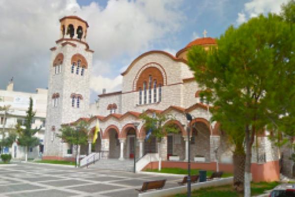 Κοίμηση Θεοτόκου Παλλήνης - Άγιος Τρύφωνας Παλλήνης