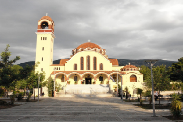 Άγιος Γεώργιος - Αγία Ειρήνη Παπάγου