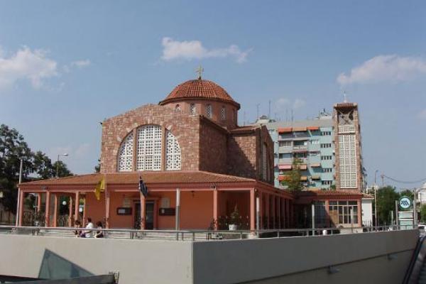 Άγιος Αντώνιος Περιστερίου (Πολιούχος)