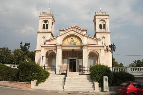 Άγιος Δημήτριος Κηφισιάς