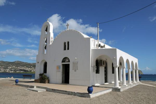 Αγία Μαρίνα Πόρτο Ράφτη