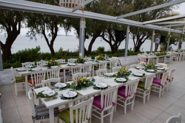 Agora Riviera Δεξιώσεις γάμου στη Βουλιαγμένη