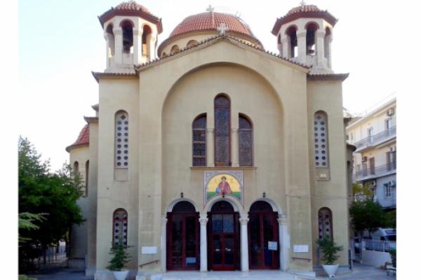Άγιος Παντελεήμων Ιλισσού