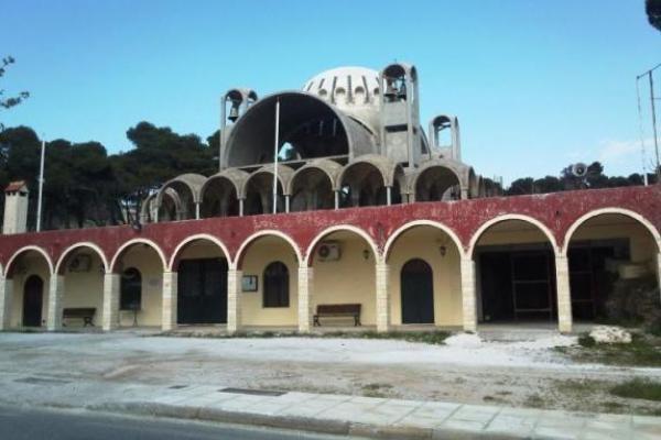 Άγιος Σεραφείμ-Προφήτης Ηλίας Πεντέλης