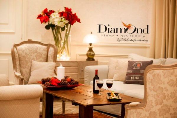 Αίθουσα Δεξιώσεων Diamond Νέα Κηφισιά