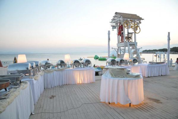 Κτήμα Γάμου Ammos Bikini-Beach 1