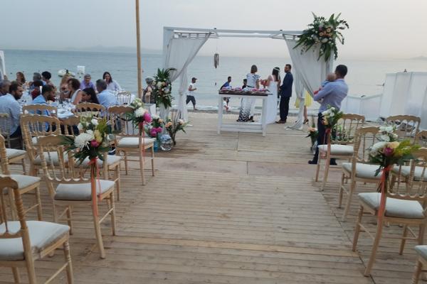 Κτήμα Γάμου Ammos Bikini-Beach 2