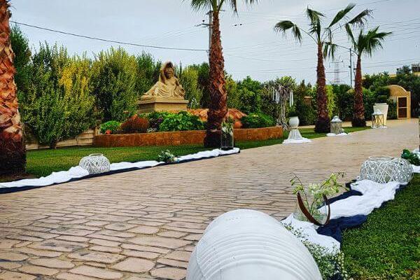 Δανάη - Χώρος Εκδηλώσεων - Κτήμα Απολλώνια