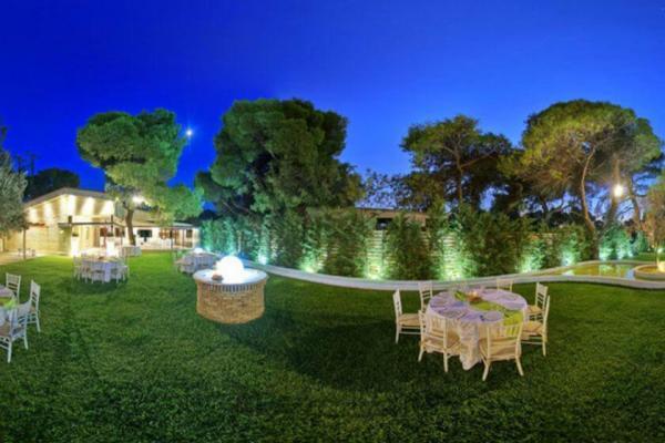 Κτήμα Γάμου Forest Cavallari Βαρυμπόμπη