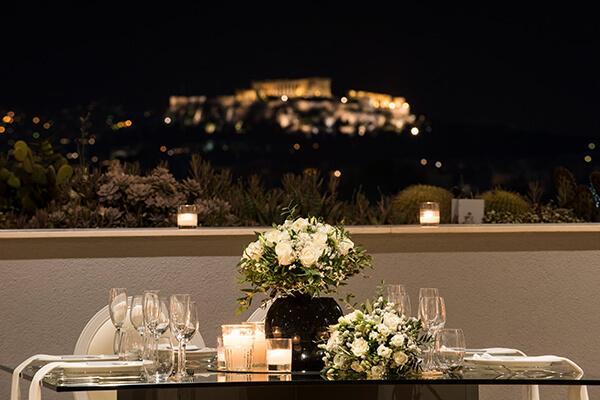 Δεξίωση Γάμου Κέντρο Αθήνας ELEON LOFT