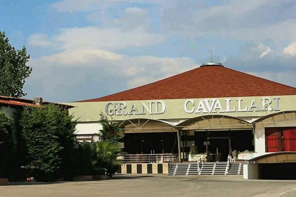 Αίθουσα Δεξιώσεων Grand Cavallari