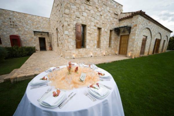 Κελλάρι Παπαχρήστου Δεξίωση Γάμου Παλλήνη