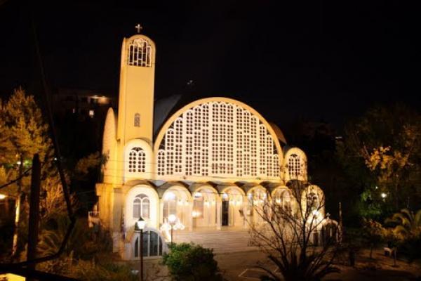 Κοίμηση Θεοτόκου Κυπριάδου