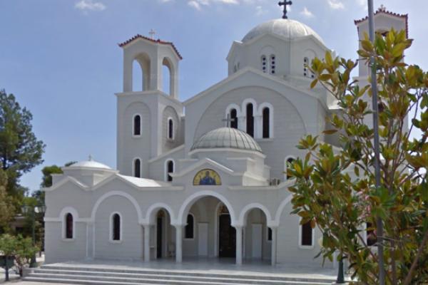 Κοίμηση Θεοτόκου Κάντζας Παλλήνης