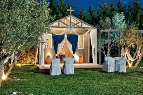 Κτήμα Δαμάσκου Δεξίωση Γάμου στη Βαρυμπόμπη