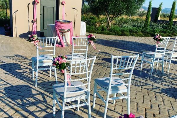 Κτήμα Elegant - Δεξίωση γάμου Ανατολική Αττική