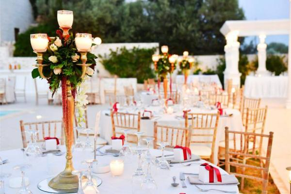 Δεξίωση Γάμου στο Κτήμα Άρτεμις στο Κορωπί