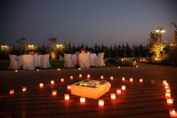 Κτήμα Χατζηδάκη Δεξίωση γάμου Πάρνηθα