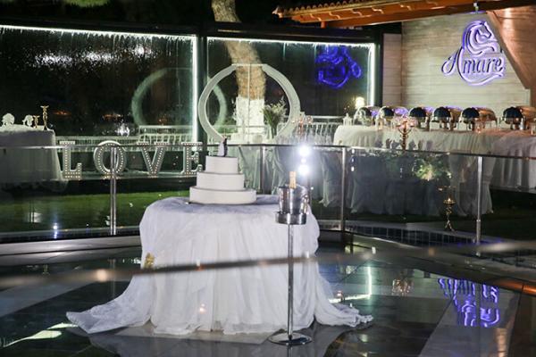 Κτήμα γάμου Amare Πάρνηθα