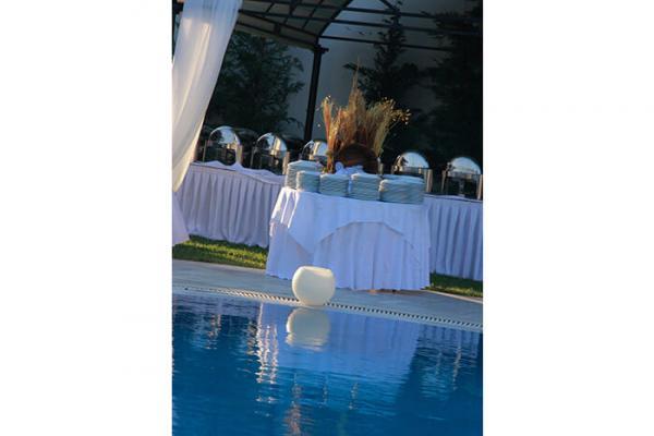 Κτήμα Γάμου Aqua Dream Πάρνηθα