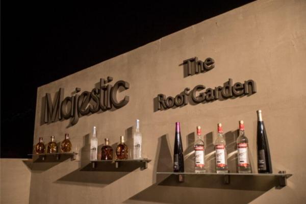 Πολυχώρος Δεξιώσεων 'Majestic Τhe Roof Garden'