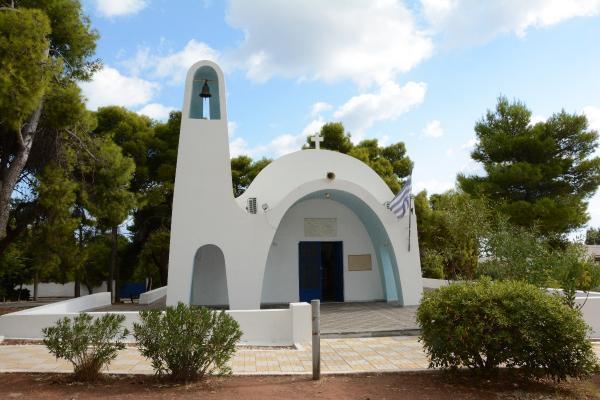 εκκλησάκι Μεταμόρφωση Σωτήρος Νέα Μάκρη