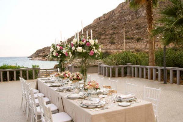 Κτήμα Γάμου Mojito Bay Γάμος Παραλία Θάλασσα