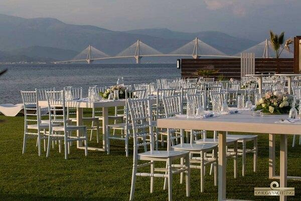 Omega Yachting Δεξίωση Γάμου στη Πάτρα