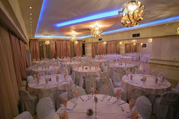 Paradise Hall Parness Δεξίωση γάμου στη Πάρνηθα