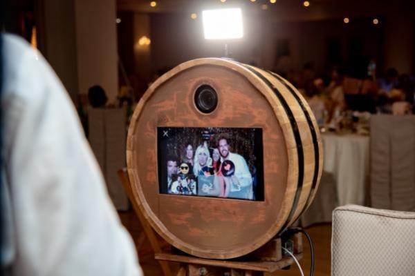 Photomad Photobooth- Εκδηλώσεις Γάμου