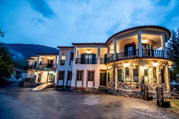 'Στης 'Έλενας' παραδοσιακό Ξενοδοχείο- Δεξίωση Γάμου στην Πάτρα