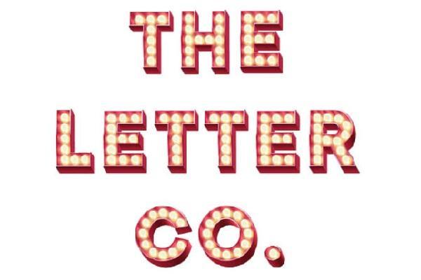 The Letter Co Φωτειζόμενα Γράμματα