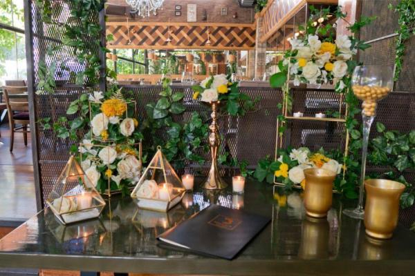 Ventiri Grill House Δεξίωση γάμου Κέντρο Αθήνας