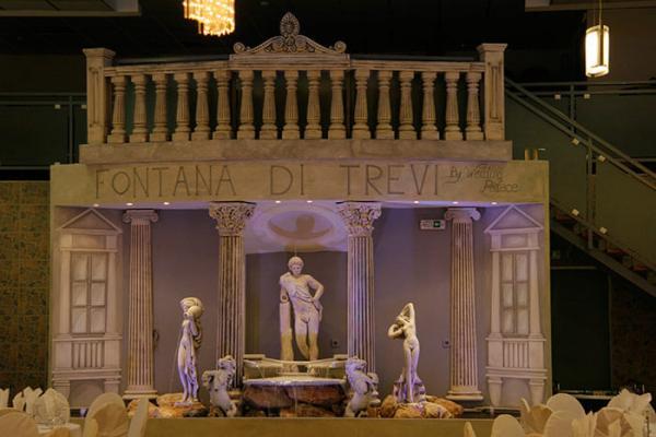 Villa Cavallari Αίθουσα Δεξιώσεων