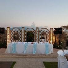 White Sand - Δεξίωση Γάμου Ναύπακτος