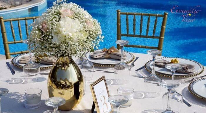 Ιδέες για στολισμούς γάμων 2019