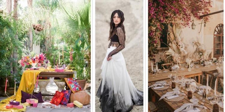 10 γαμήλια trends της νέας δεκαετίας