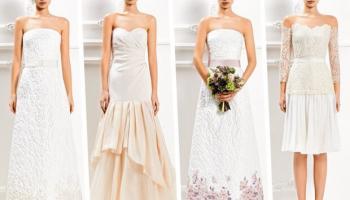 Νυφικό Φόρεμα για Πολιτικό Γάμο