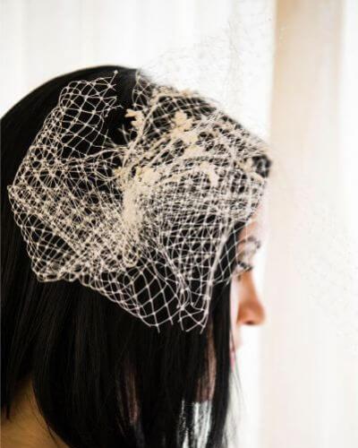 Αξεσουάρ γάμου Ευγενία Αϊναλάκη