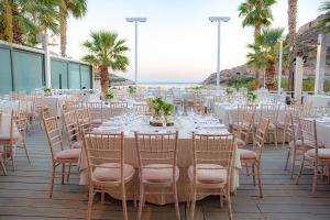 Κτήμα γάμου The Cove Παραλία Αγ. Μαρίνας