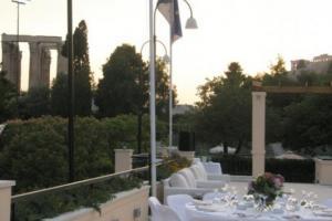 Κτήμα γάμου Cine Κεραμεικός @ Στύλοι του Ολυμπίου Διός 2